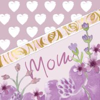 Floral Watercolor Mom - DeinDesign