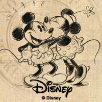 Minnie&Mickey - Disney Minnie Mouse